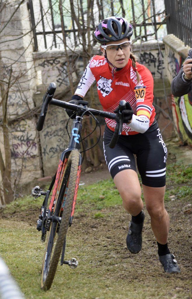 Beatriz Bernáldez, ganadora 40