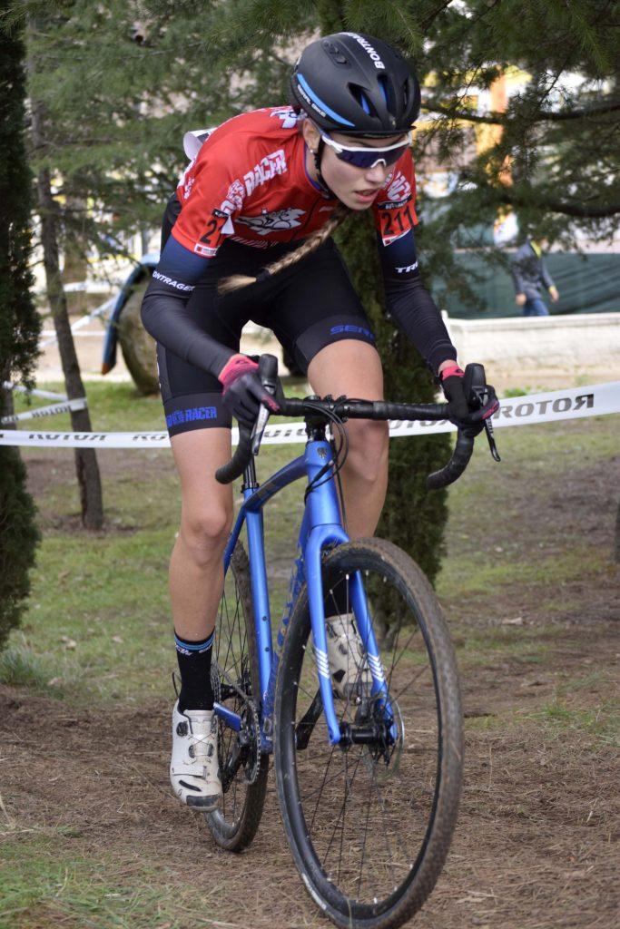 Nadia Lozano, ganadora Sub-23